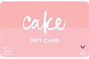 cake beauty gift card